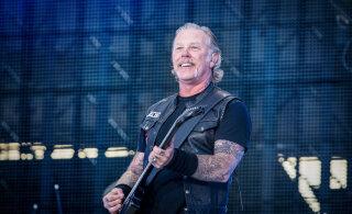 """Гитарист """"Кино"""" сыграл песню группы Metallica"""