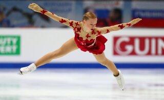 Jääprintsess Eva-Lotta Kiibus: mõtted medalitest ikka keerlevad, aga ei taha ära sõnuda