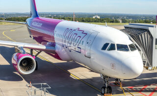 Полеты Wizz Air из Украины в Таллинн продлились всего один день