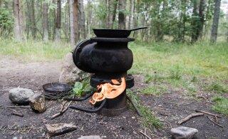 ELU VÄIKESAARTEL | Paik, kus keset metsa asub Eesti ainus tasuta gaasipliit