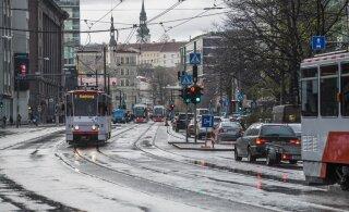 В Таллинне началась весенняя уборка