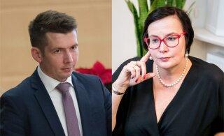 Martin Repinski ja Katri Raigi kohtukemplus käib osaliselt Jõhvi maksumaksja taskust