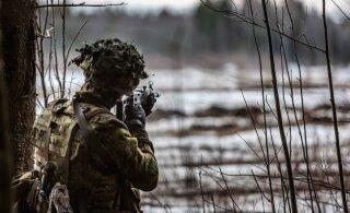 """""""Уличные бои"""": в начале апреля в Таллинне состоятся учения Сил обороны"""