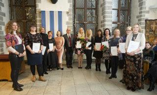 В Таллинне назвали лучших социальных работников 2019 года