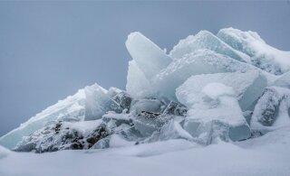Шок! Неужели в конце года в Эстонии действительно будет до 40 градусов мороза?