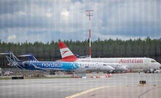 Oslo ja Stockholmi lennud võivad nakatumisnäitaja tõttu laupäevast tühistuda