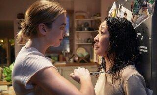 """7 fakti värskelt Emmyga pärjatud põnevussarja """"Eve'i tapmine"""" kohta"""