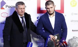 Koroonaviiruse tõttu lähedasi sugulasi kaotanud UFC täht Nurmagomedov keeldub ise testist