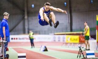 Isikliku rekordi hüpanud Hans-Christian Hausenberg võidutses Lätis