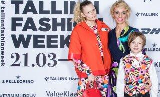 FOTOD | TOP 10: Tallinna moenädala teise päeva glamuursed ja stiilsed külastajad tõid seltskonda värvi ja elu