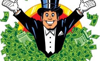 Koroonapandeemia kasvatab miljardäride ja nende nõuandjate vara. Ebavõrdsus üha suureneb