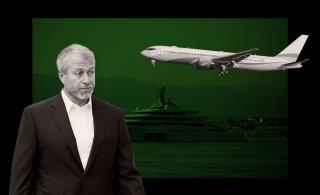 В аферах приближенного к Путину олигарха Романа Абрамовича фигурирует и Эстония