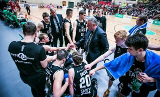 ВИДЕО: Бывший гранд эстонского баскетбола крупно проиграл чемпиону