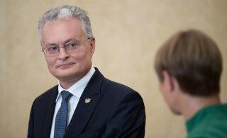 Президент Литвы: мы не можем называть Лукашенко законным президентом