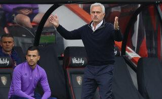 Mourinho polegi imemees: mannetu rünnakuga Tottenham kaotas taas punkte