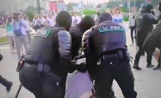 В Беларуси за сутки задержано более тысячи участников протестов