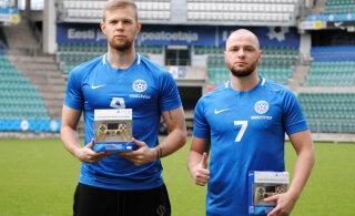 Eesti sai e-jalgpalli Balti turniiril teise koha