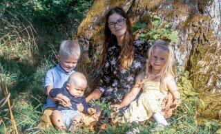Sekkarifännist kolme lapse ema: lapse saamiseks on majanduslikult üsna vähe tarvis