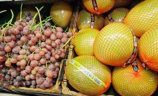 Maaeluministeerium arvutas välja, kui palju kemikaale täis puuvilju on lastel ohutu süüa