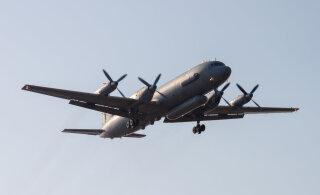 За неделю истребители НАТО дважды сопроводили российские военные самолеты над Балтией