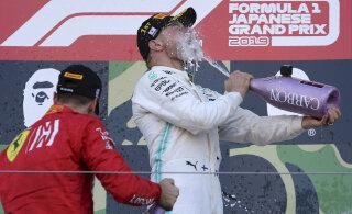 Финн Вальтери Боттас выиграл Гран-при Японии. Квят - 11-й