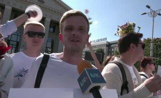 ВИДЕО | Белорусский учитель: стыдно будет приходить на работу и смотреть в глаза детям