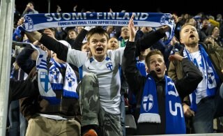 VIDEO | Soome jalgpallikoondise suure päeva ootuses: 22 aastat tagasi purunes soomlaste unistus eriti jabura omavärava tõttu