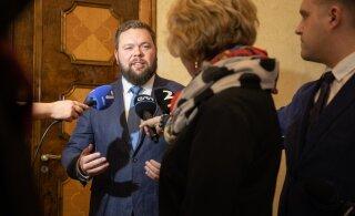 Minister Karu rotijuhtumist: olukord on küll lubamatu, aga looduse vastu ei saa