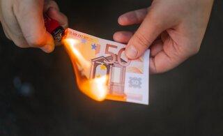 Русскоязычные мошенники обманули мужчину на 33 000 евро