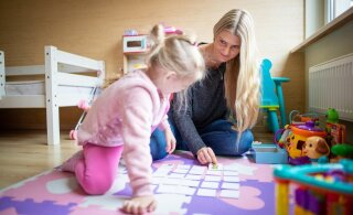 Грустная тенденция: детей с нарушениями речи в Эстонии все больше, а свет в конце тоннеля по-прежнему слишком слабый