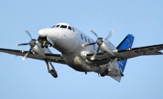 Transaviabaltika jätkab Kuressaare lennuliini teenindamist, Maanteeamet pikendas lepingut