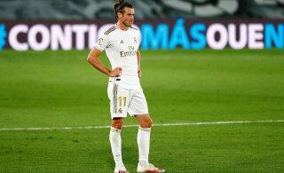 VIDEO | Gareth Bale ajas Madridi Reali fännid marru: talle makstakse selle eest 15 miljonit eurot aastas