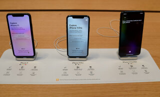 Apple'i iPhone'ide tootmine ja tarned võivad kannatada koroonaviiruse tõttu