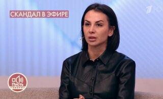 Экс-жена Грачевского сбежала из телестудии после тяжких обвинений