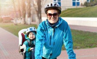 LAPSEVANEMA SPIKKER | Kuidas lapsele rattatooli valida?