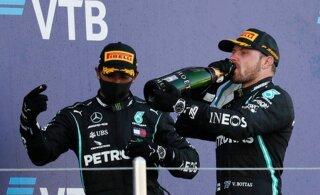 Toomas Vabamäe kommentaar: Bottas pidas Hamiltoni pidu