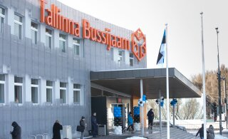 Стрельба возле автовокзала в Таллинне: что произошло?