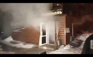 ВИДЕО: В российском хостеле люди насмерть обварились кипятком