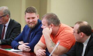 ФОТО: Бывший вице-мэр Тарту Артем Суворов оправдан по обвинению в коррупции