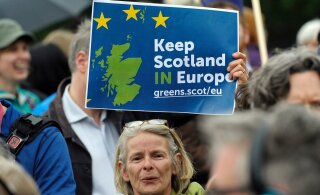 ÄRILEHT BRÜSSELIS | Šotimaa suurima piirkonna rahvasaadik Brexitist: tegu on väga lootusetu olukorraga