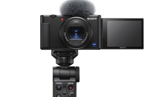 Sony toob turule spetsiaalselt vloggeritele mõeldud kaamera