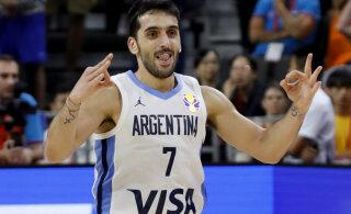 BLOGI   Võimsalt mänginud Argentina lülitas suurfavoriidi Serbia konkurentsist ja sammus MM-i poolfinaali