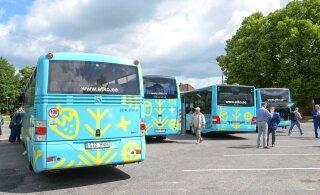 Põhja-Eesti ühistranspordikeskus pole probleemse bussifirma ATKOga bussiveo lepingut ennetähtaegselt lõpetanud
