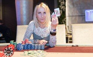 Catlin Müür tuli tänavuse aasta esimeseks Eesti pokkerimeistriks