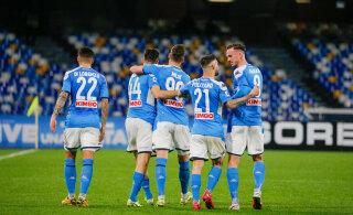 Itaalia jalgpalli karikavõistlused saavad hoo sisse