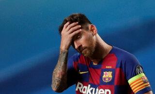 """Месси в шоке: """"Бавария"""" разбила """"Барселону"""" в Лиге чемпионов 8:2!"""