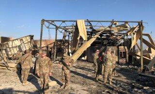 В США сообщили о пострадавших солдатах при ракетном ударе Ирана