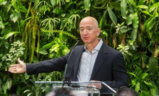 Amazon kulutab oma asutaja ja bossi Jeff Bezos'i turvamiseks miljoneid
