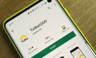 Tulika Takso loobus Taxofonist ja tõi välja oma taksoäpi