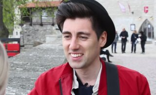 """ВИДЕО DELFI: В Таллинне проходят съемки российской телепередачи """"Звуки всюду"""""""